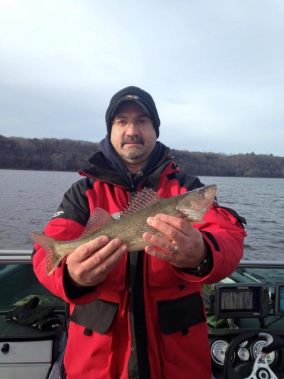 St. Croix, JIm Peters, Jim Peters Outdoors, Walleye